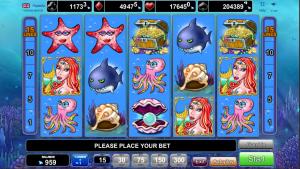 Online Slot Machine Ocean Rush