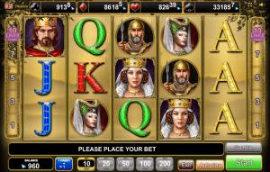 Online Slot Machine Royal Secret