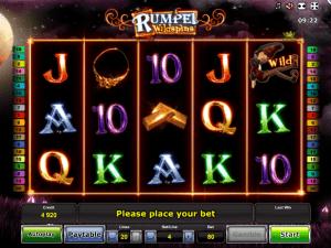 Online Slot Rumpel Wildspins Machine