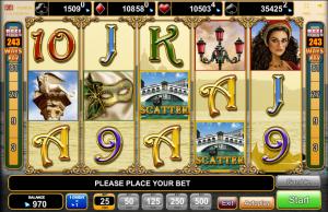 Online Slot Machine Venezia D'oro