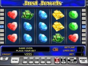 Online Slot Machines Just Jewels