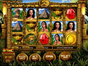Online Aztec Treasures Slot
