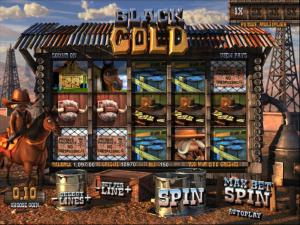 Online Slot Black Gold