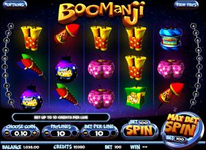 Online Slot Boomanji