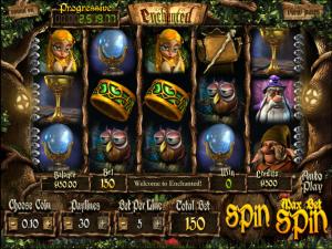 Online Enchanted Slot