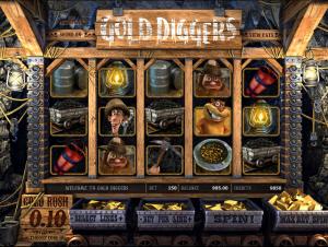 Online Slot Gold Diggers