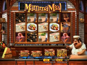 Online Mamma Mia Slot