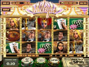 Online Slot Machine Mr.Vegas