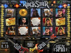 Online Slot Rock Star