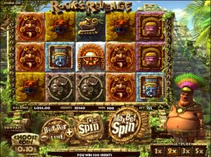 Online Rooks Revenge Slot