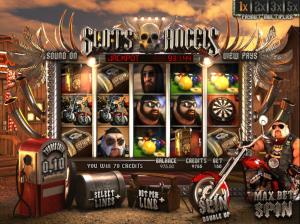 Online Slot Machine Slots Angels