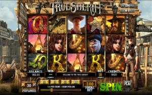 Online The True Sheriff Slot