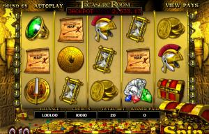 Online Treasure Room Slot