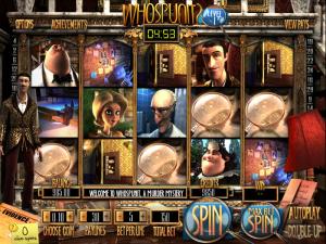 Online Slot Whospunit