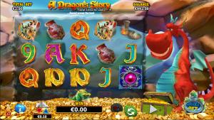 A Dragon Story Online Slot