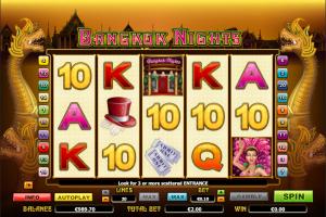 Online Slot Machine Bangkok Nights