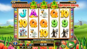 Online Slot Dragon Drop