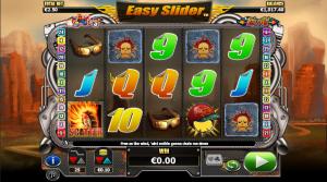 Online Slot Machine Easy Slider