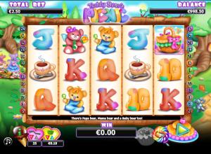 Online Teddy Bears Picnic Slot