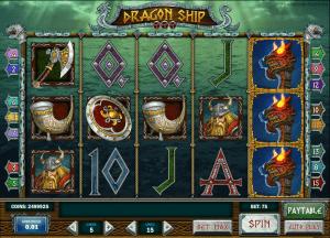Play Slot Dragon Ship Online