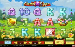 Online Slot Machine Easter Eggs