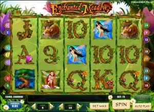 Online Enchanted Meadow Slot