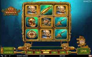 Slot Machine Eye Of The Kraken Online