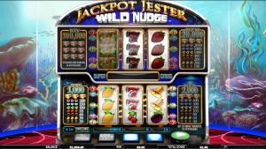 Online Jackpot Jester Wild Nudge Slot