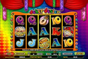 Online Joker Jester Slot