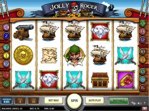 Online Jolly Roger Slot