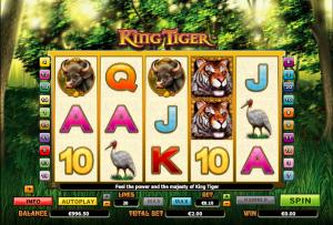 Online King Tiger Slot