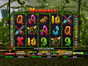 Online Slot Machine Munchers
