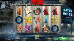Online Psycho Slot Machine