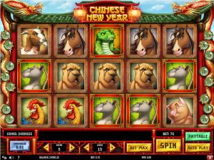 Slot Machine Chinese New Year Online