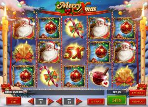 Online Slot Machine Merry Xmas