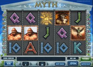 Online Myth Slot