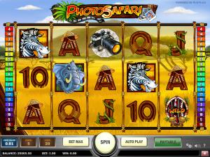Slot Machine Photo Safari Online