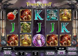 Online Tower Quest Slot