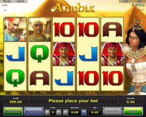 Anubix Online Slot for Play