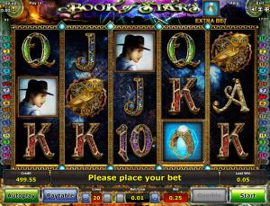 Book of Stars Online Slot Machine