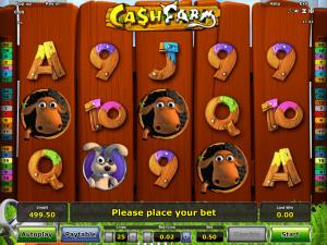 Cash Farm Online Slot