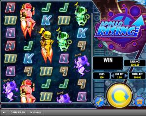 Online Slot Machine Apollo Rising