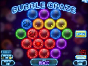 Play Slot Bubble Craze Online