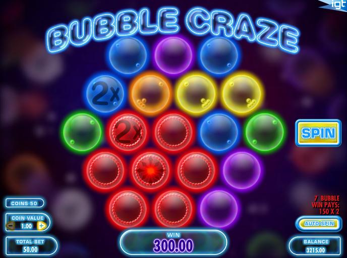 Bubble Bubble Slot Machine - Play this Video Slot Online