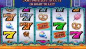 Online Cash Coaster Slot
