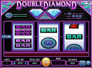 Slot Machine Double Diamond Online