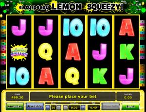 Online Slot Easy Peasy Lemon Squeezy