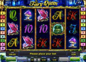 Online Slot Machine Fairy Queen
