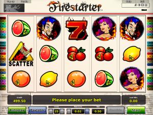 Online Firestarter Slot