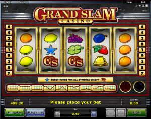Online Slot Machine Grandslam